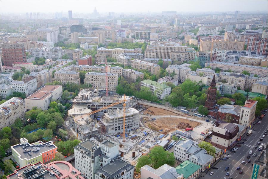 Проекта организации строительства